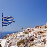 Santorini Oia Stock Images