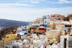 Santorini Oia lizenzfreies stockfoto
