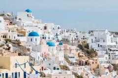 Santorini: Oia Stockfotografie