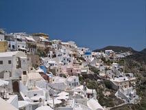 Santorini - Oia Images stock