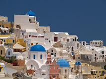 Santorini - Oia Stock Photography