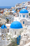 Santorini Oia Church 02 Stock Image