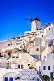 Santorini, Oia - Greece Stock Photography