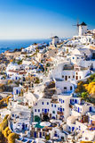 Santorini, Oia - Greece Stock Image