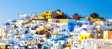Santorini Oia Greece Royalty Free Stock Photo