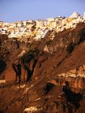 Santorini Panorama Stock Photos