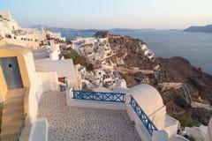 Santorini's Oia Royalty Free Stock Image
