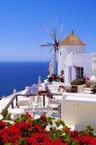 Santorini scenics Royalty Free Stock Image