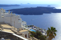 Santorini summer Royalty Free Stock Photography