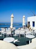 Santorini summer Stock Images