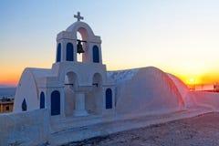 Santorini sunrise Royalty Free Stock Photography