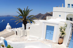Santorini, Thira (Fira) Royalty Free Stock Photos