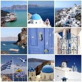 Santorini travel photos Stock Photo