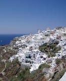 Santorini view Royalty Free Stock Images