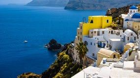 Santorini Stock Image