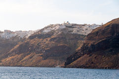 Santorini View Stock Photos