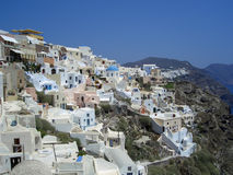 Santorinis-Insel Lizenzfreie Stockfotografie