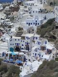 Santorinis island Royalty Free Stock Photography