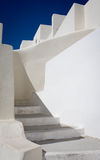 Santorinistappen, Griekenland stock fotografie