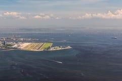 Santos Dumont Airport in Rio de Janeiro Royalty Free Stock Image