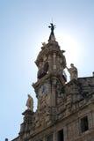 Santos Juanes Church in Valencia Stock Photos
