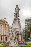 Santos Monument Brazil Stock Photo