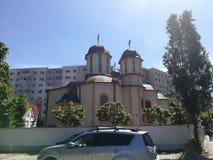 Santos Peter e iglesia de Paul Fotografía de archivo libre de regalías