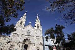 Santos Peter e iglesia de Paul, San Francisco Imagenes de archivo