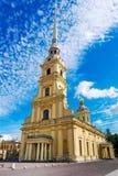 Santos Peter y catedral de Paul Imagen de archivo libre de regalías