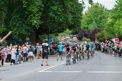 Santos Tour Down Under Lizenzfreies Stockfoto