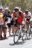 Santos Tour Down Under 2015 Royalty-vrije Stock Afbeeldingen