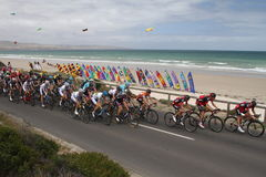 Santos Tour Down Under 2015 Immagine Stock