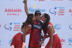 Santos Tour Down Under 2015 Stockbilder