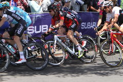 Santos Tour Down Under 2015 Royalty Free Stock Photo