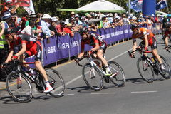 Santos Tour Down Under 2015 Stock Photography