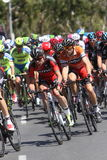 Santos Tour Down Under 2015 Royalty Free Stock Photography