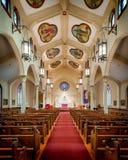 Santuário da concepção imaculada Fotos de Stock Royalty Free