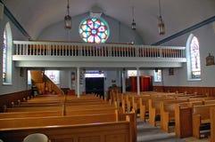 Santuário da igreja católica Imagens de Stock