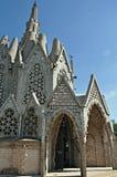 Santuário de Égua de Déu de Monserrate-Tarragona Foto de Stock Royalty Free