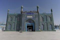 Santuário de Ali, Afeganistão Imagens de Stock Royalty Free