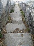 Santuário de Asklepios em Epidaurus Fotografia de Stock Royalty Free