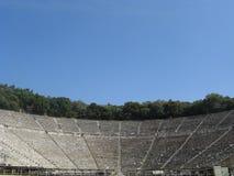 Santuário de Asklepios em Epidaurus Foto de Stock Royalty Free