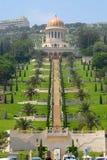 Santuário de Baha'i Imagens de Stock Royalty Free
