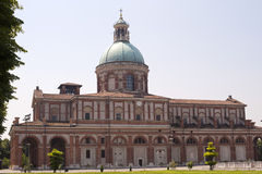 Santuário de Caravaggio (Bergamo, Lombardy, Italy) Imagem de Stock Royalty Free