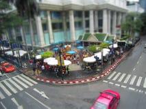 Santuário de Erawan Fotos de Stock