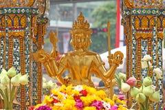 Santuário de Erawan Imagem de Stock Royalty Free