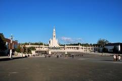 Santuário de Fatima Imagem de Stock Royalty Free