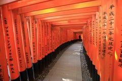 Santuário de Fushimi Inari Imagens de Stock Royalty Free