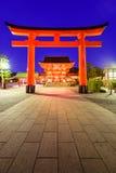 Santuário de Fushimi Inari imagens de stock