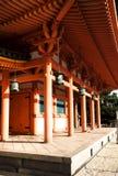 Santuário de Heian em Kyoto, Japão Foto de Stock
